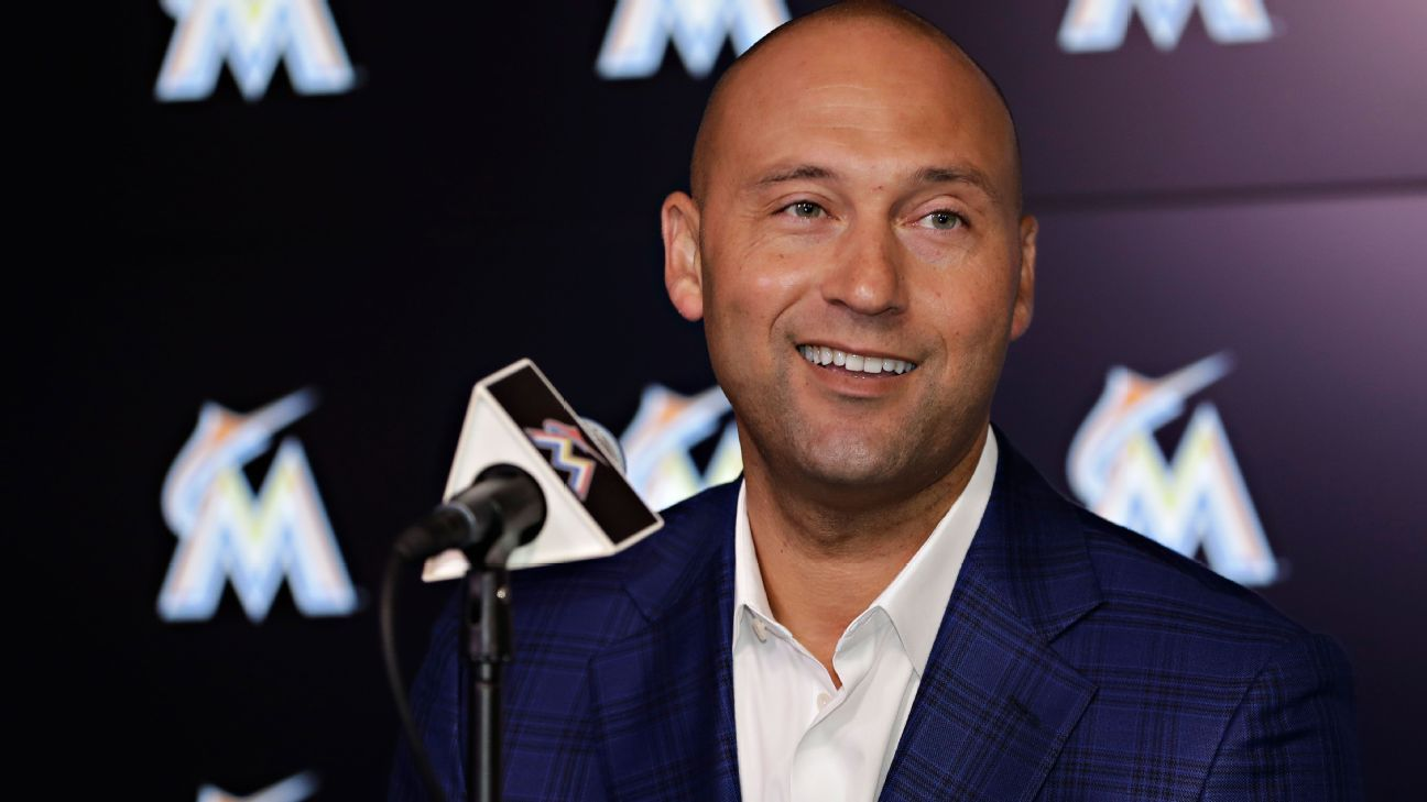 Jeter: Astros scandal a 'black eye' for baseball
