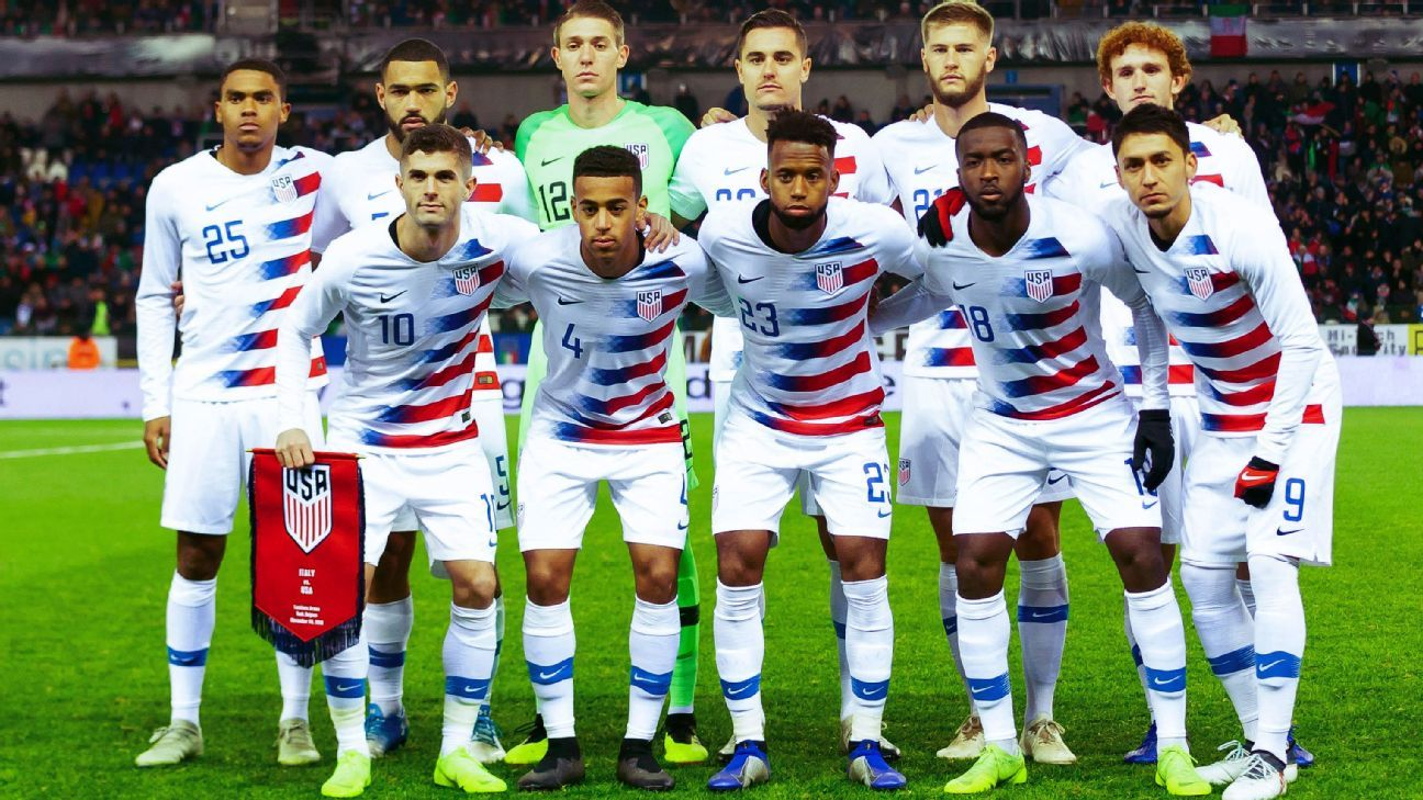 U.S. national team big board: Who joins Pulisic in starting XI if ...