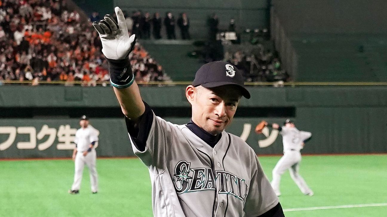 Ichiro again declines Japanese government award
