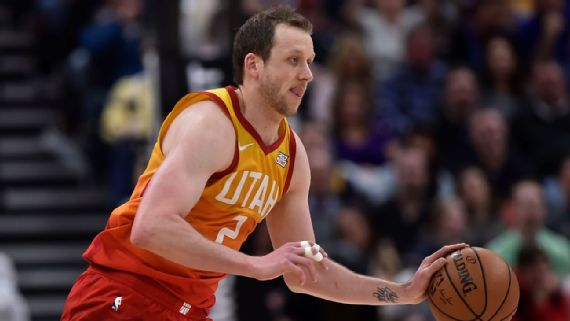 Joe Ingles is Utah Jazz  Iron Man b1c4daba7