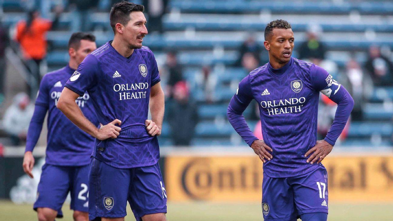 97a5a87a8 MLS W2W4  Struggling Orlando City desperate for a win  Vela building ...