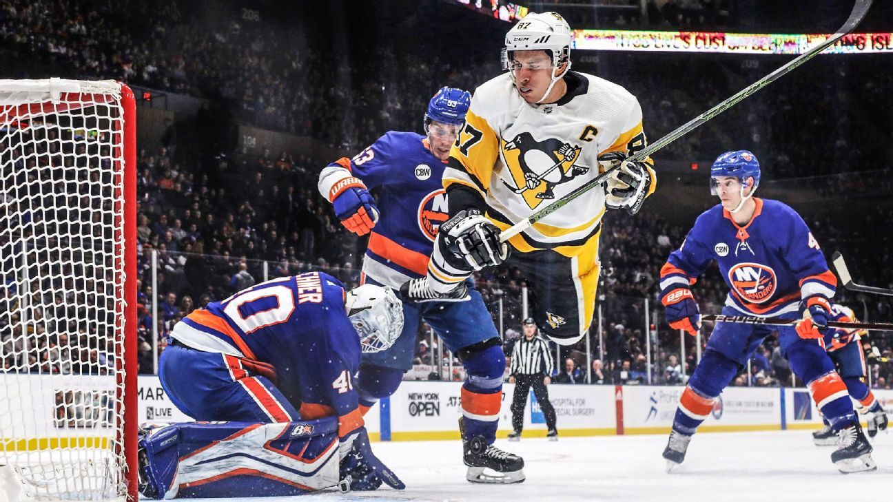 62ecf6a5a1f 2019 Stanley Cup playoffs - Pittsburgh Penguins vs. New York Islanders  series preview, pick
