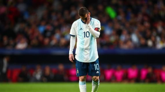 Messi S Argentina Return Again Shows How Deeply Rooted La Albiceleste S Problems Are