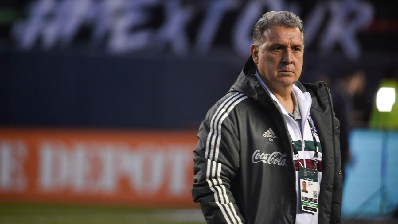 Maradona hails 'Tata-style' Mexico while slamming former team Argentina