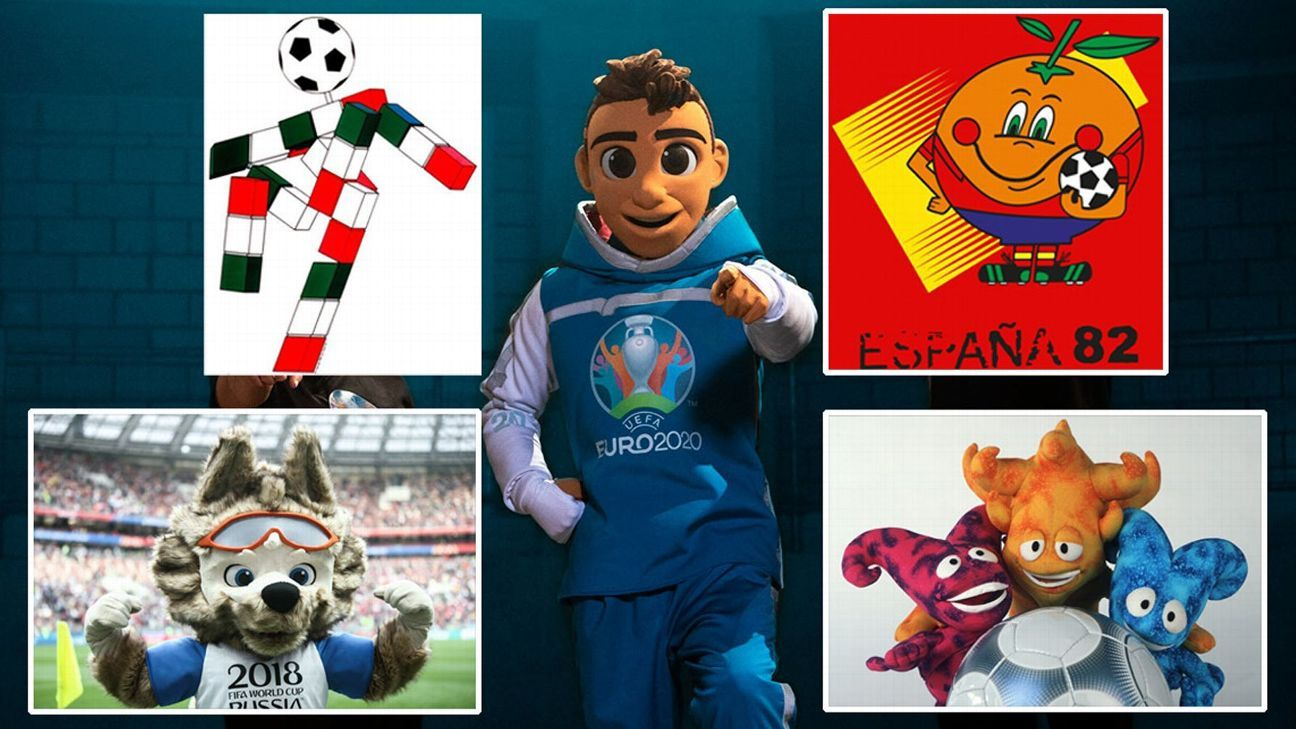 UEFA unveil Euro 2020 mascot Skillzy: Is it among 5 best or worst of past tournaments?