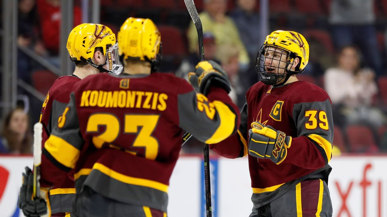40b753fdeff How ASU men s hockey built a tournament team in the desert
