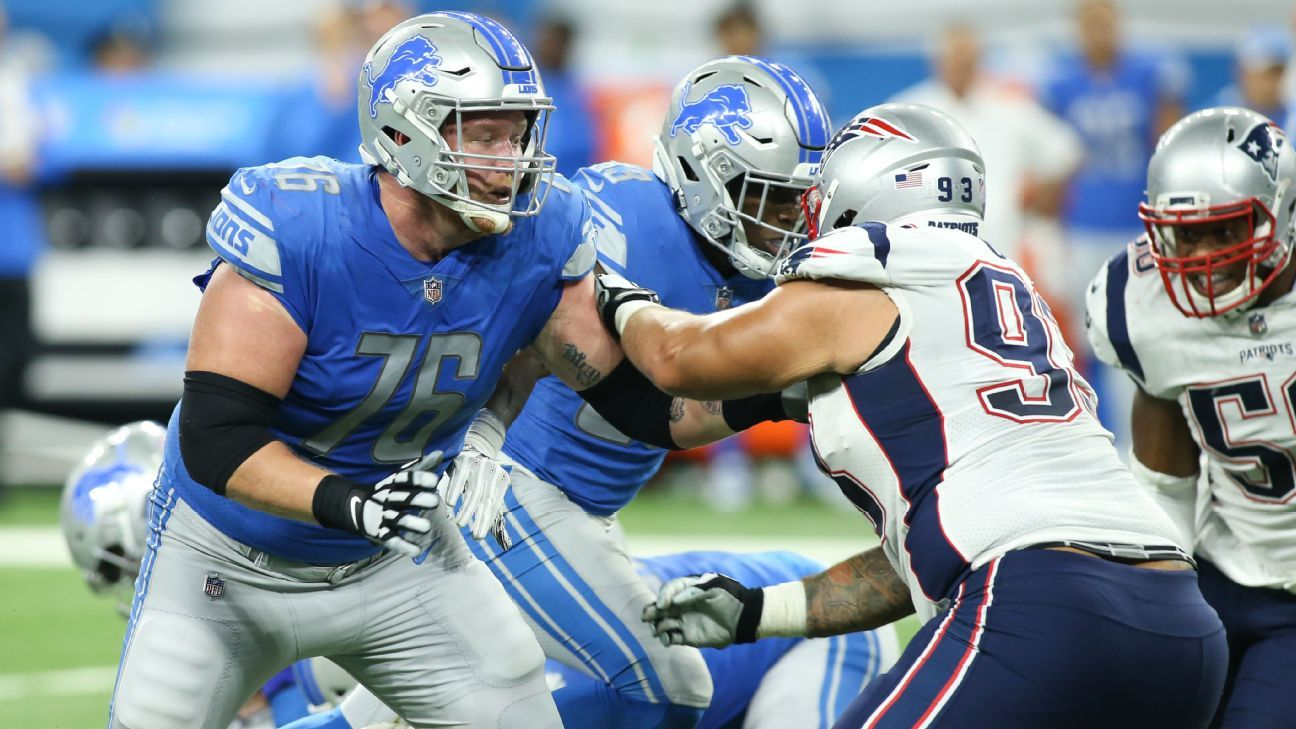 Veteran offensive lineman T.J. Lang announced his retirement on Friday. Lang spent the past two years with the Detroit Lions but battled a series of injuries while there.