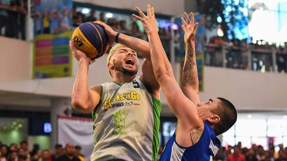 Statham carries Pasig Grindhouse to FIBA 3x3 World Tour Masters in Doha