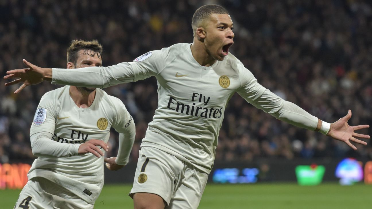 Transfer Talk: Real Madrid to move for Mbappe in the summer