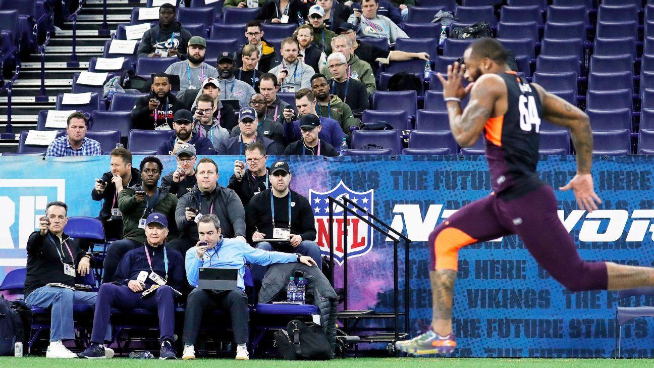 Sources: Broncos, Rams cut combine attendance