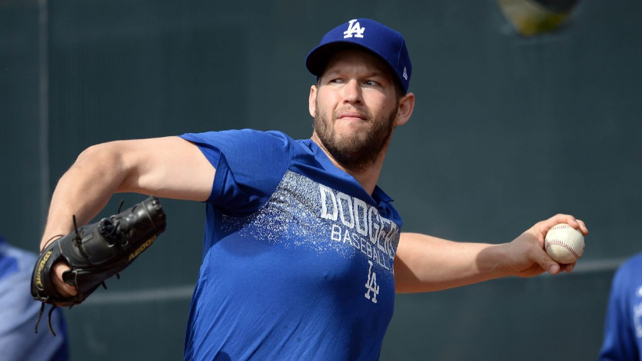 Why evolution of changeup could be make or break for Clayton Kershaw