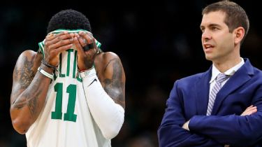 Kyrie Irving's failed leadership tells the story of the