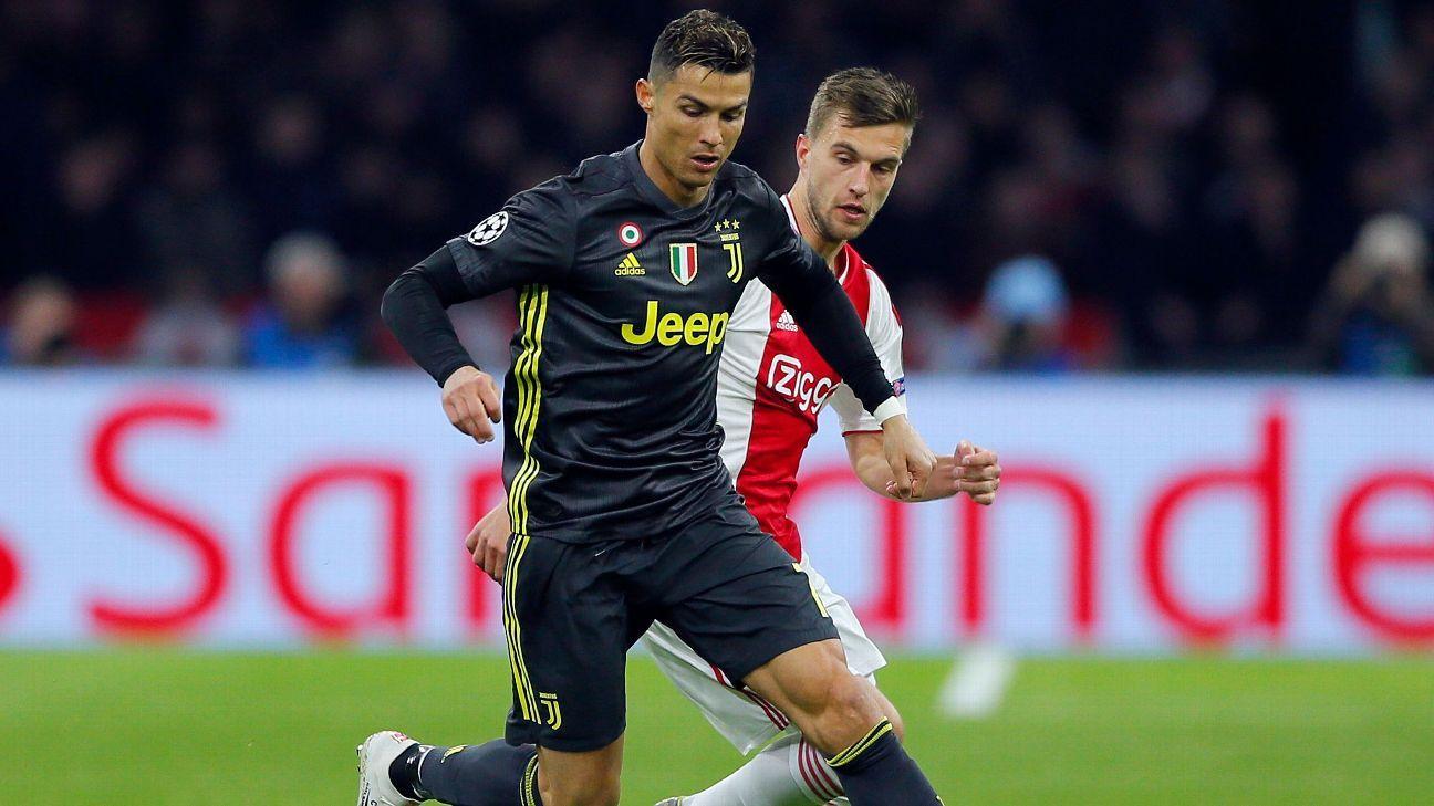 Ajax Juventus Twitter: Ajax Amsterdam Vs. Juventus
