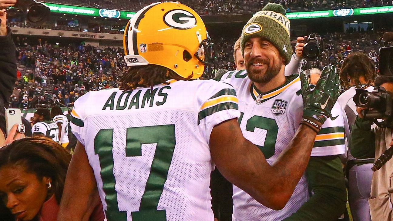 As Aaron Rodgers' leadership has once again come into question this offseason, Packers teammate Davante Adams believes his quarterback wants to shut everyone up with his play.