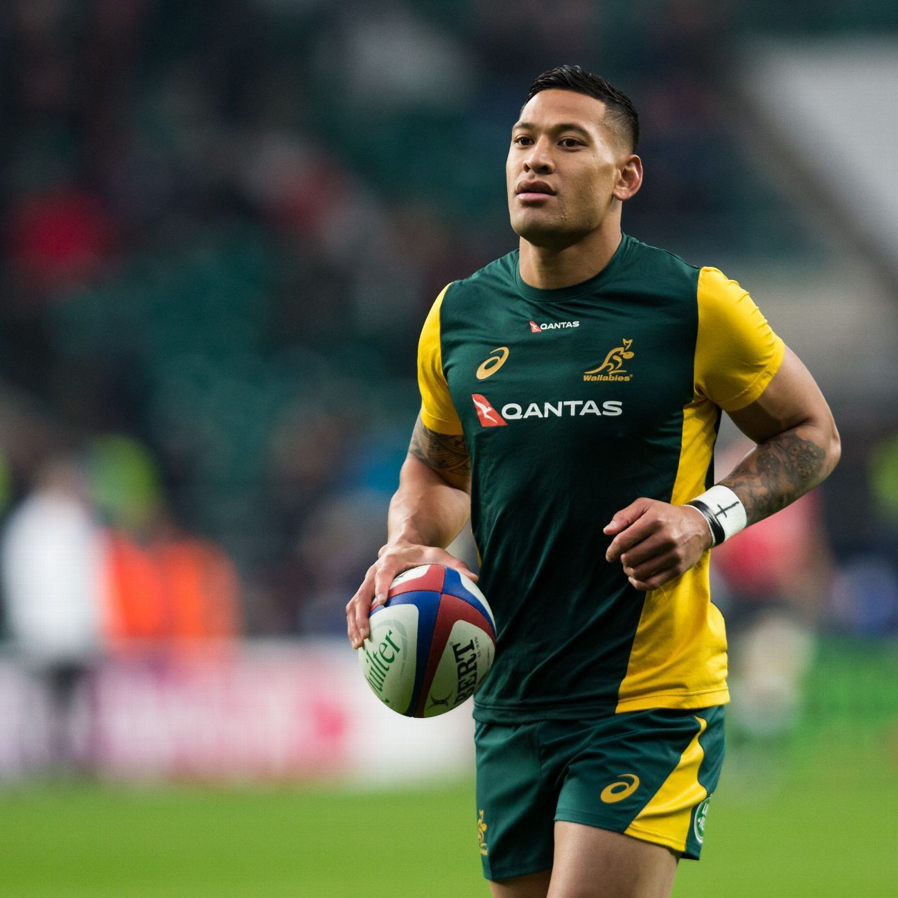 English Rugby Player To Nfl: Rugby Australia's Resolve Unchanged After Meeting With