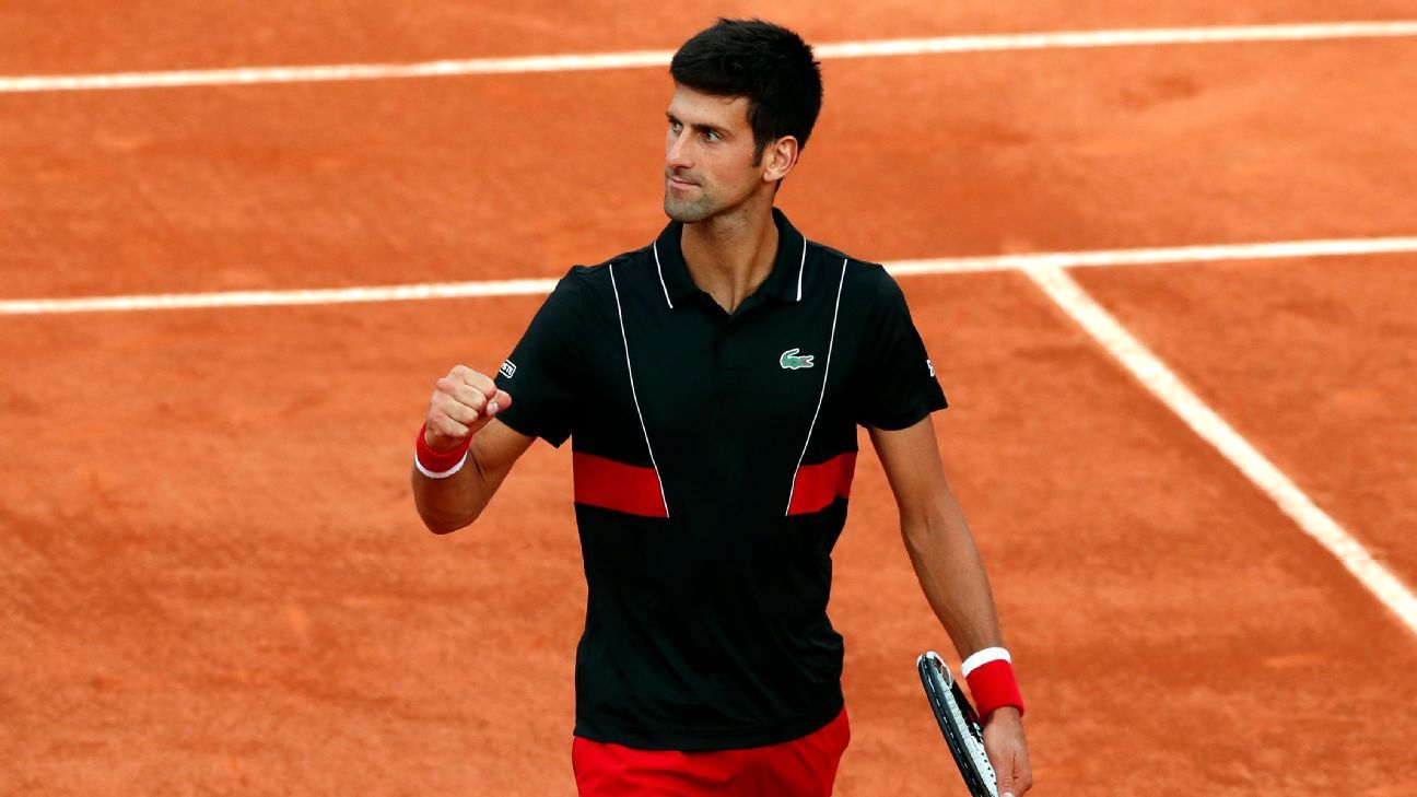 Djokovic hopes to play, beat Nadal in French final