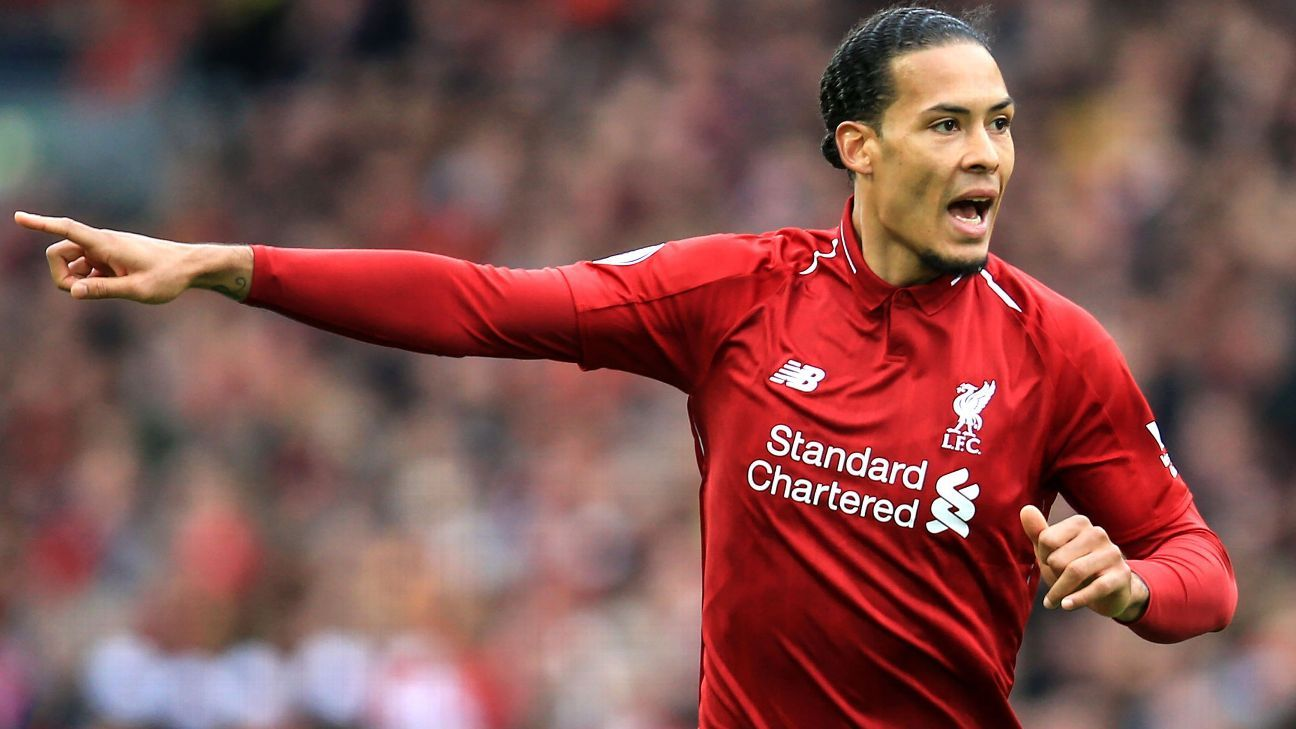 Van Dijk, Mane, Sterling among PFA award contenders but no Salah
