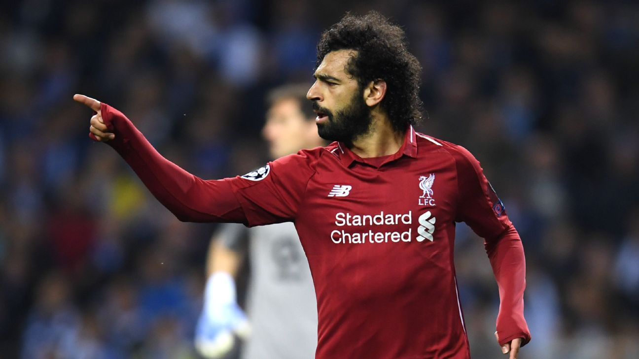 Liverpool beat Porto, set up UCL semfinals clash with Barcelona