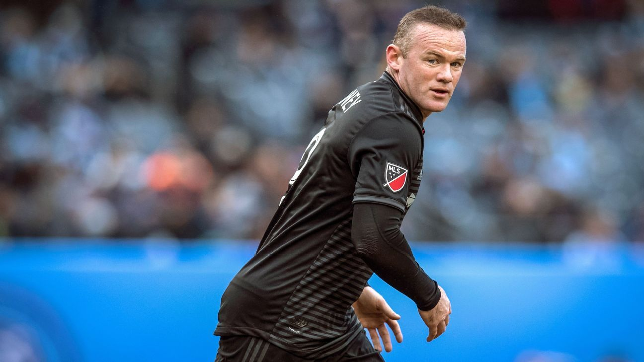 MLS W2W4: Rooney looks to channel Tiger vs. NYCFC; can NYRB stop the bleeding?