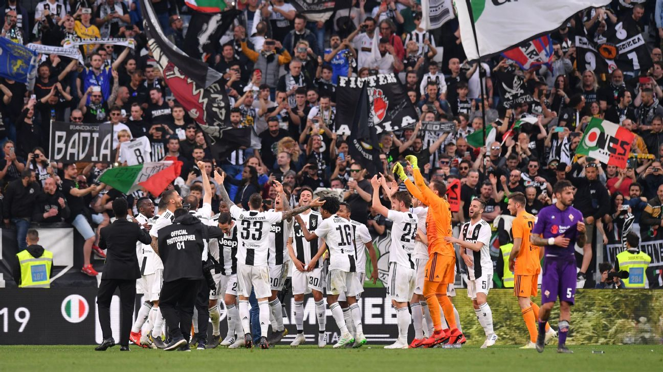 Juventus vs  Fiorentina – Report on the football match – April 20