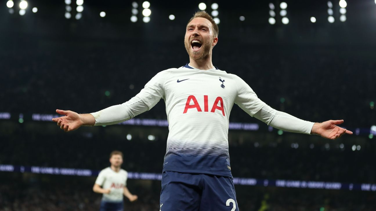 Transfer Talk: Madrid yet to strike Real deal with Spurs for Eriksen