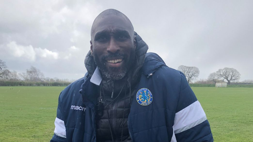 f9869a74f0c10 Sol Campbell starred for Arsenal and Spurs. Now he's a first-time ...