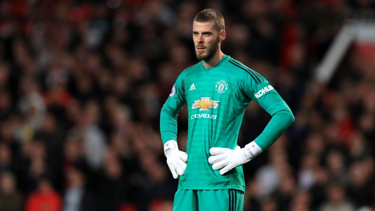 Image result for david de gea mistakes