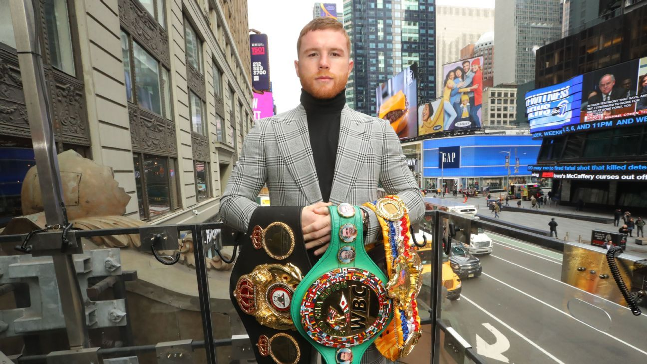 Canelo: Unaware of deal that cost IBF title belt
