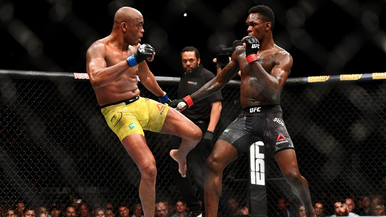 The UFC needs a better plan for Anderson Silva's final fights