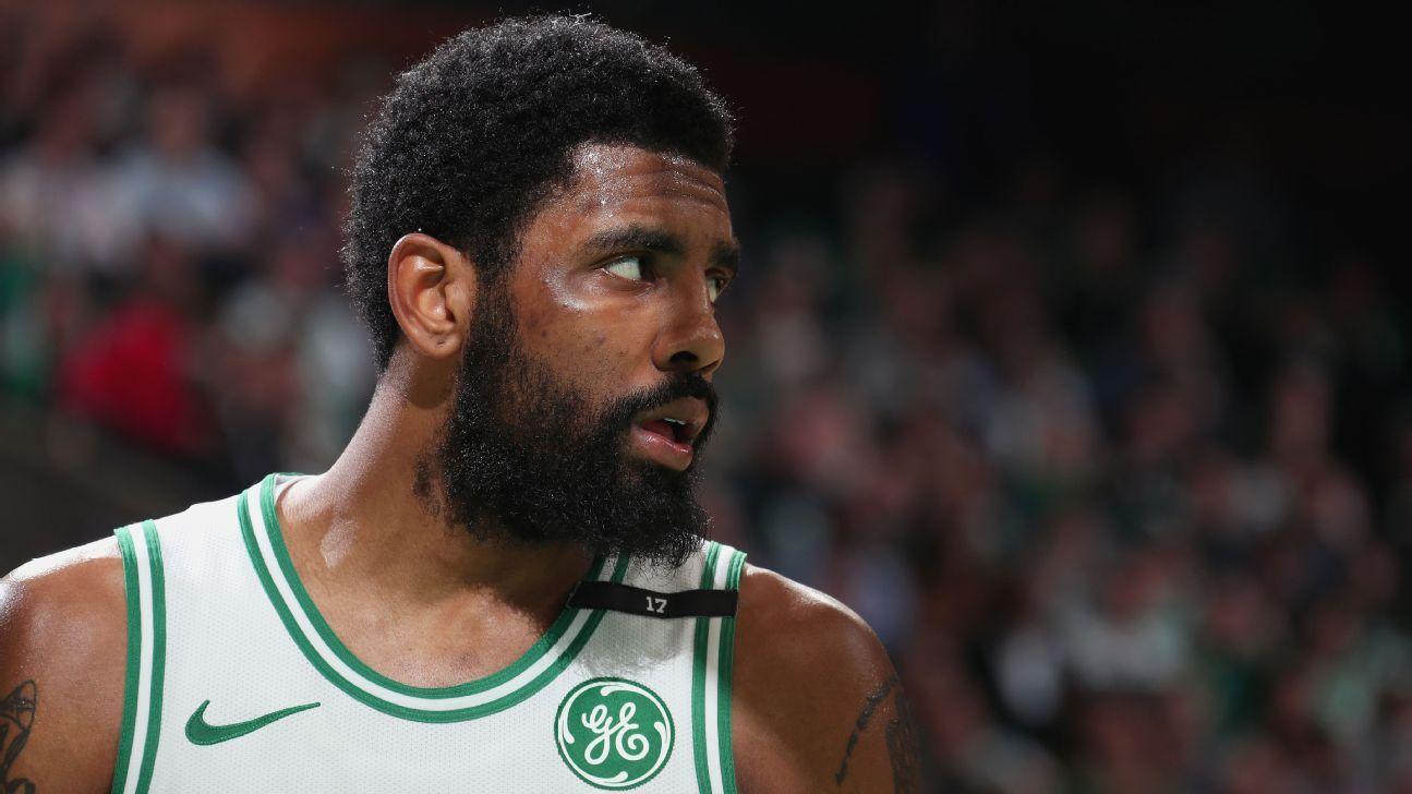 5bf4e0531c1f Kyrie Irving s failed leadership tells the story of the Celtics  failed  season