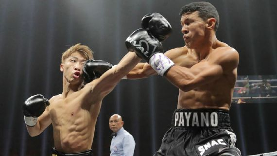 Naoya Inoue, the best pound-for-pound boxer you've probably