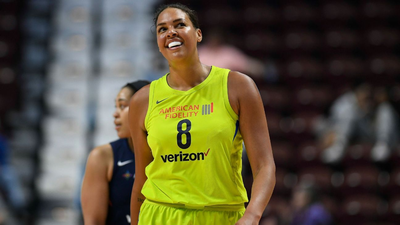 Liz Cambage trade helps turn Las Vegas Aces into WNBA contender