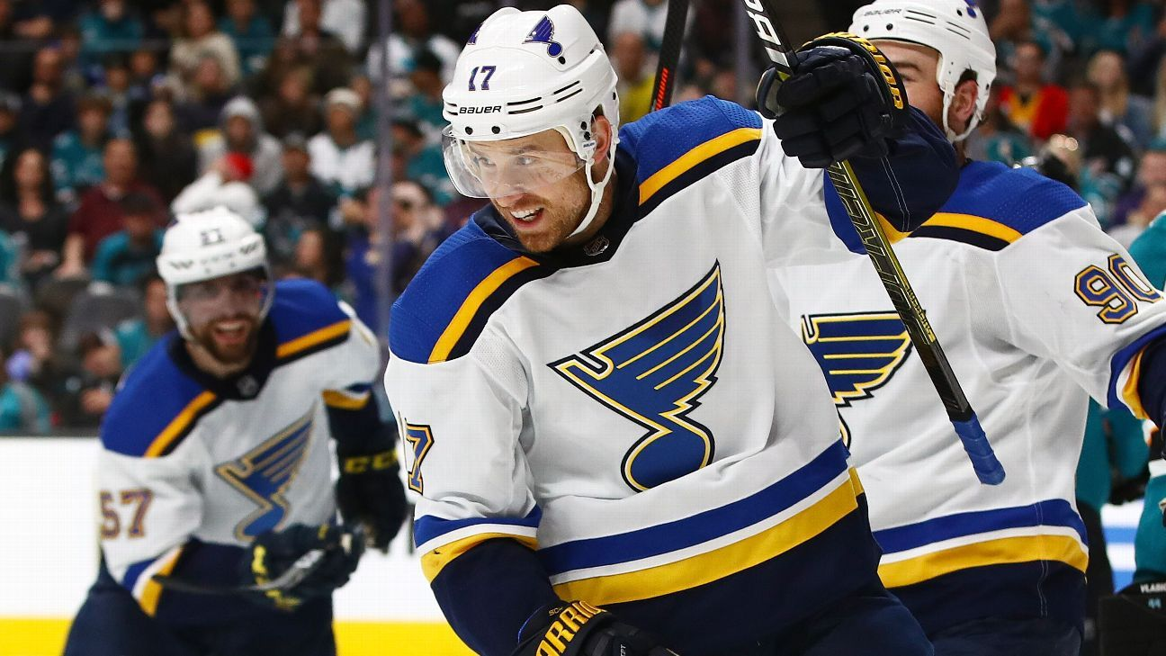 Stanley Cup Playoffs Daily: Blues push Sharks to the brink