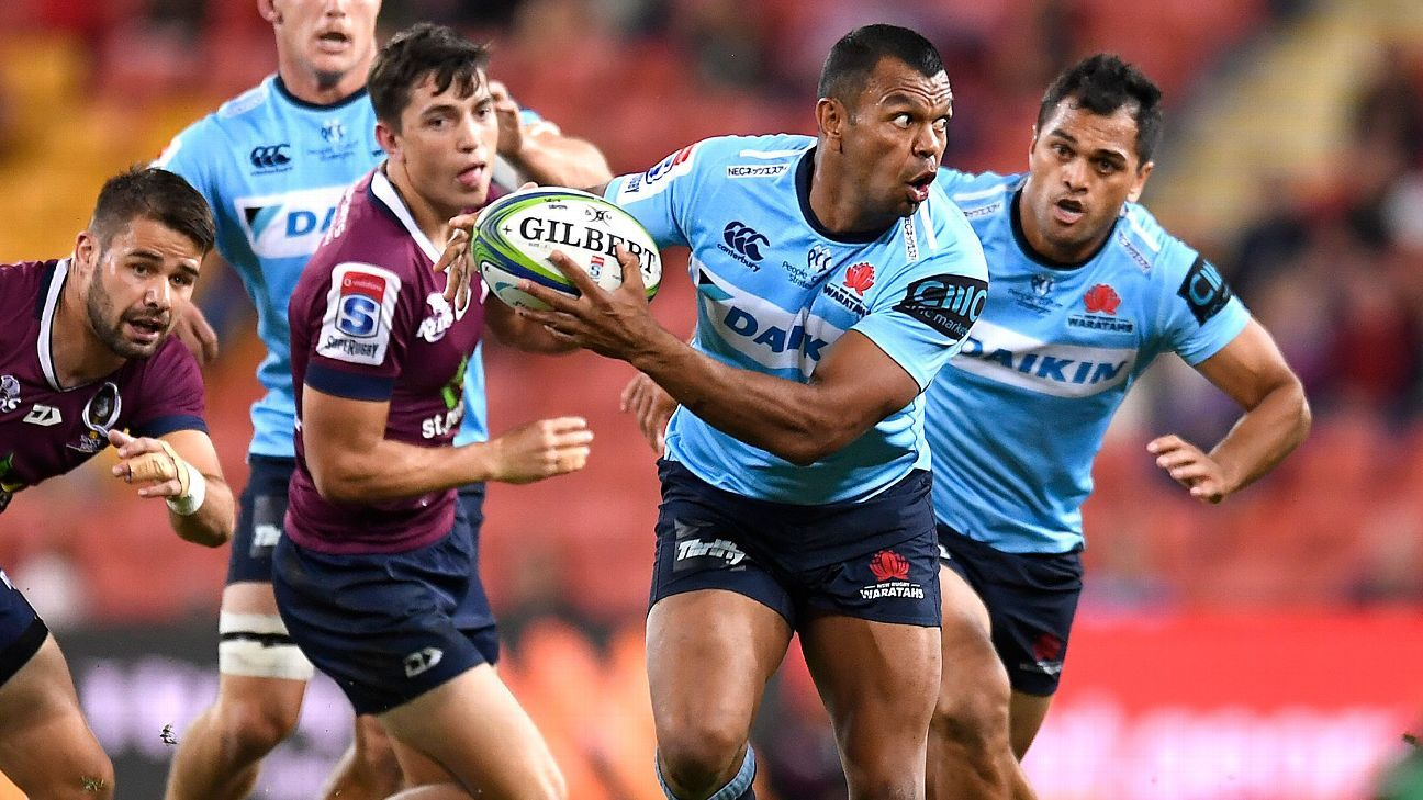 Super Rugby R14 review: Waratahs, Reds shows there's life after Israel Folau