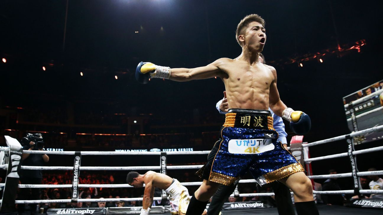 Boxing Divisional Rankings Where Does Naoya Inoue Land After