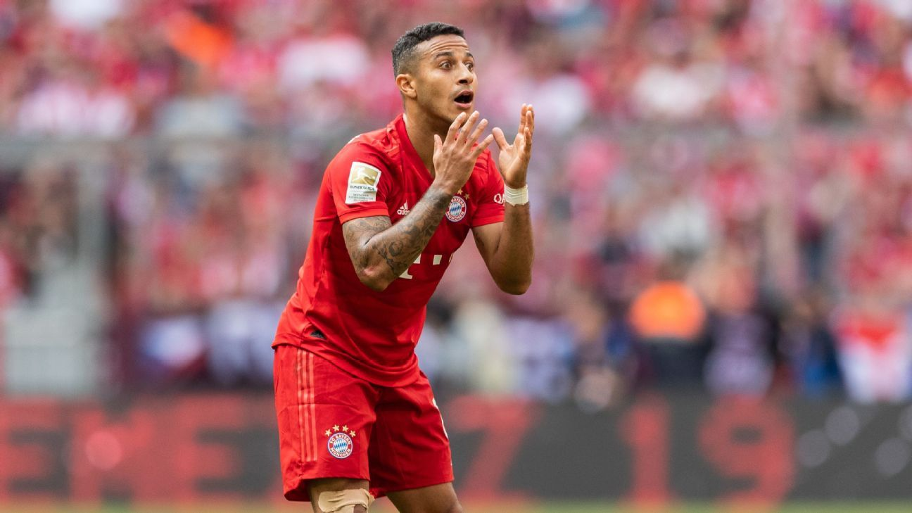 New Twist In Thiago To Liverpool Chelsea Look To Land Rising Monaco Star