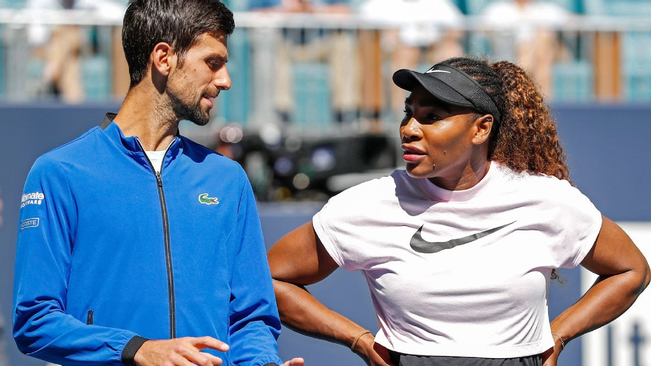 Ranking the top 10 men's and women's French Open contenders