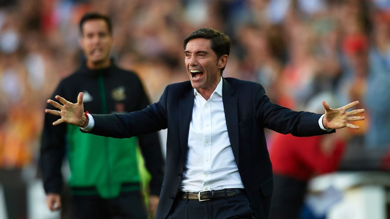 Marcelino holds Arsenal talks, keen on becoming next boss - sources