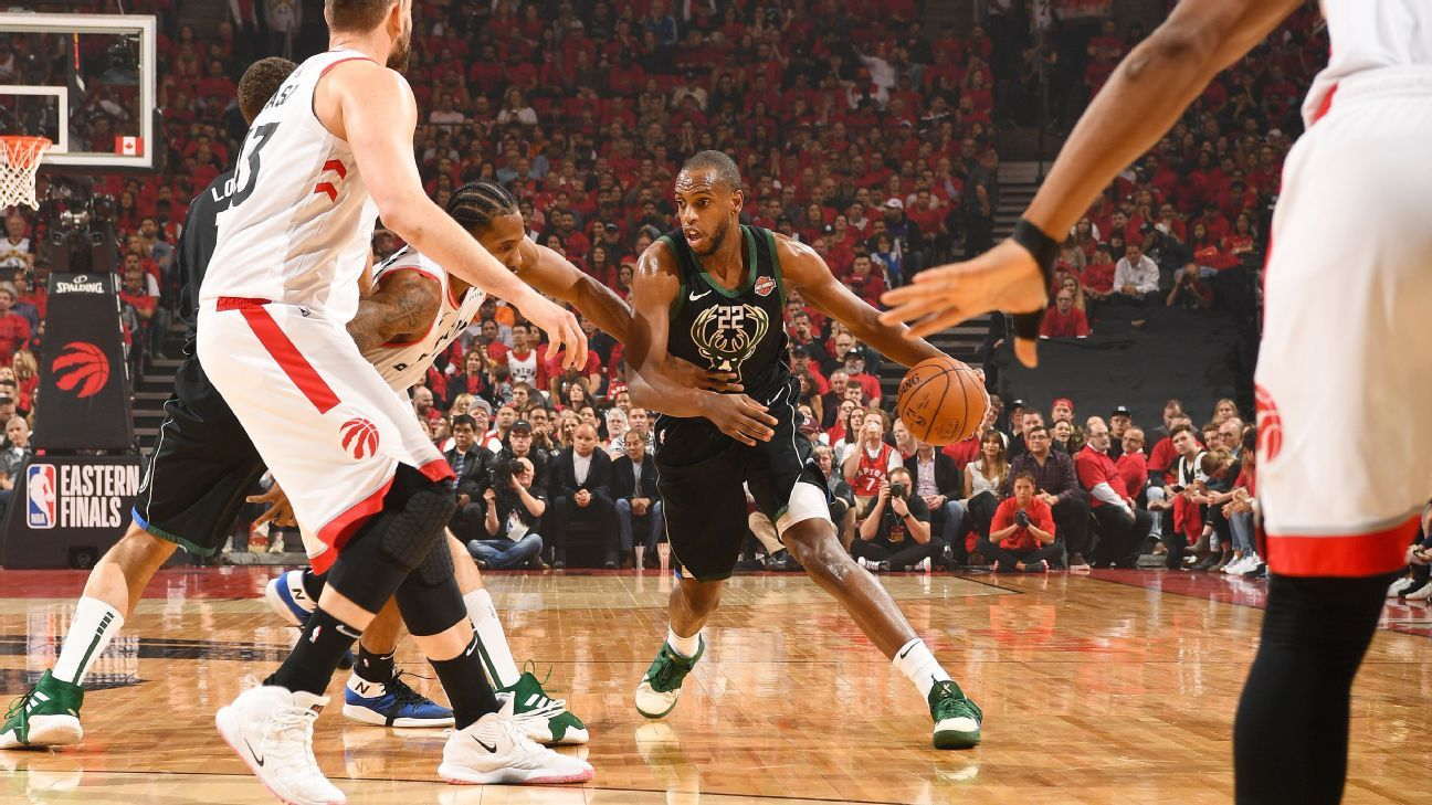 Bucks' Middleton: 'Hopefully we learn from this'