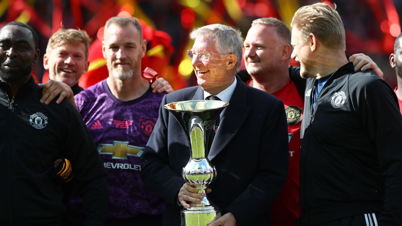 Sir Alex: Bayern 'a great club' due to ex-players