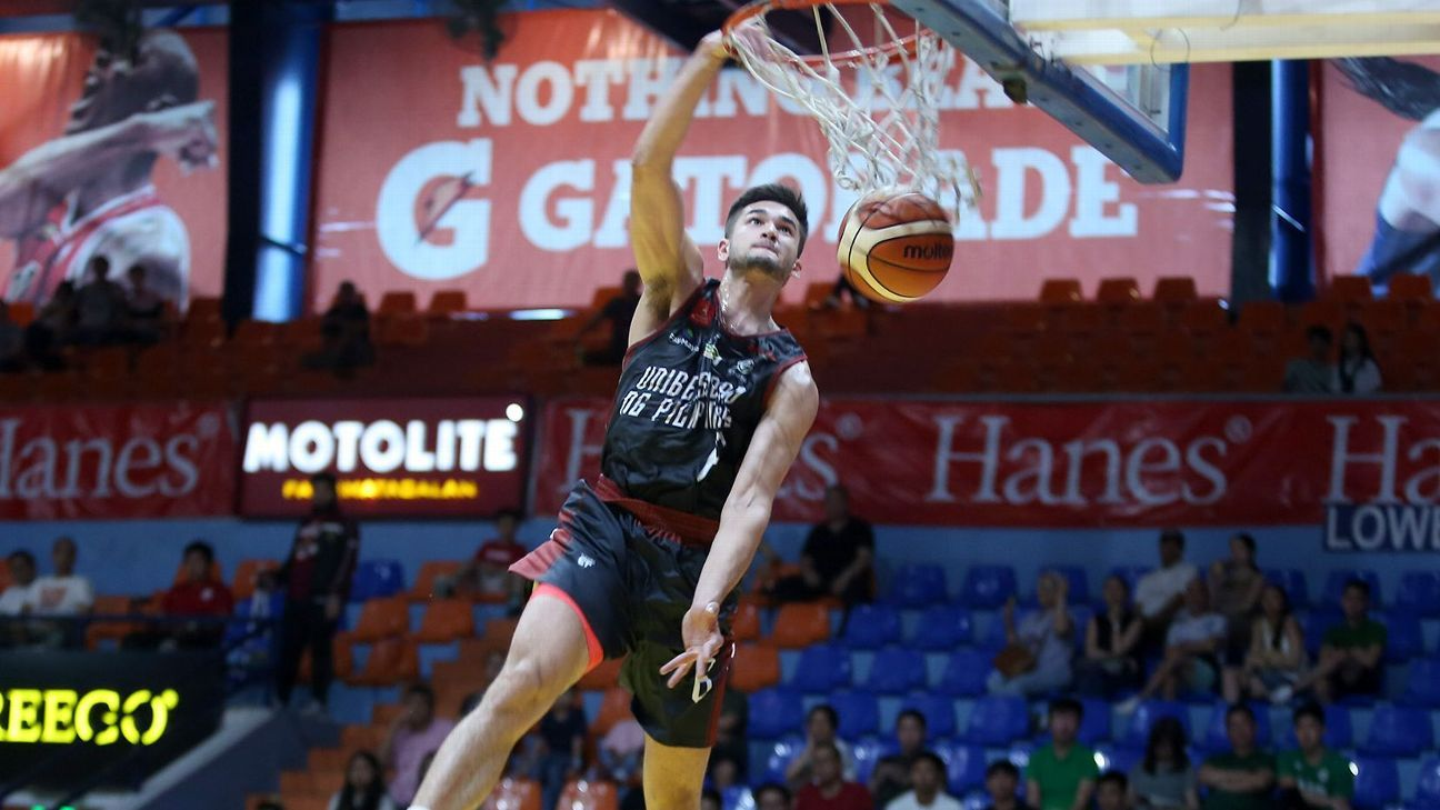 UAAP, NCAA lineups for FilOil All-Star Game revealed