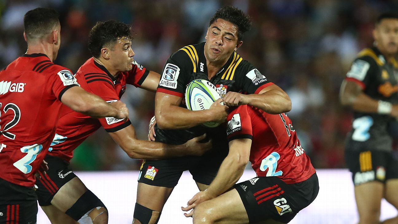 Super Rugby Round 18 Team Lists