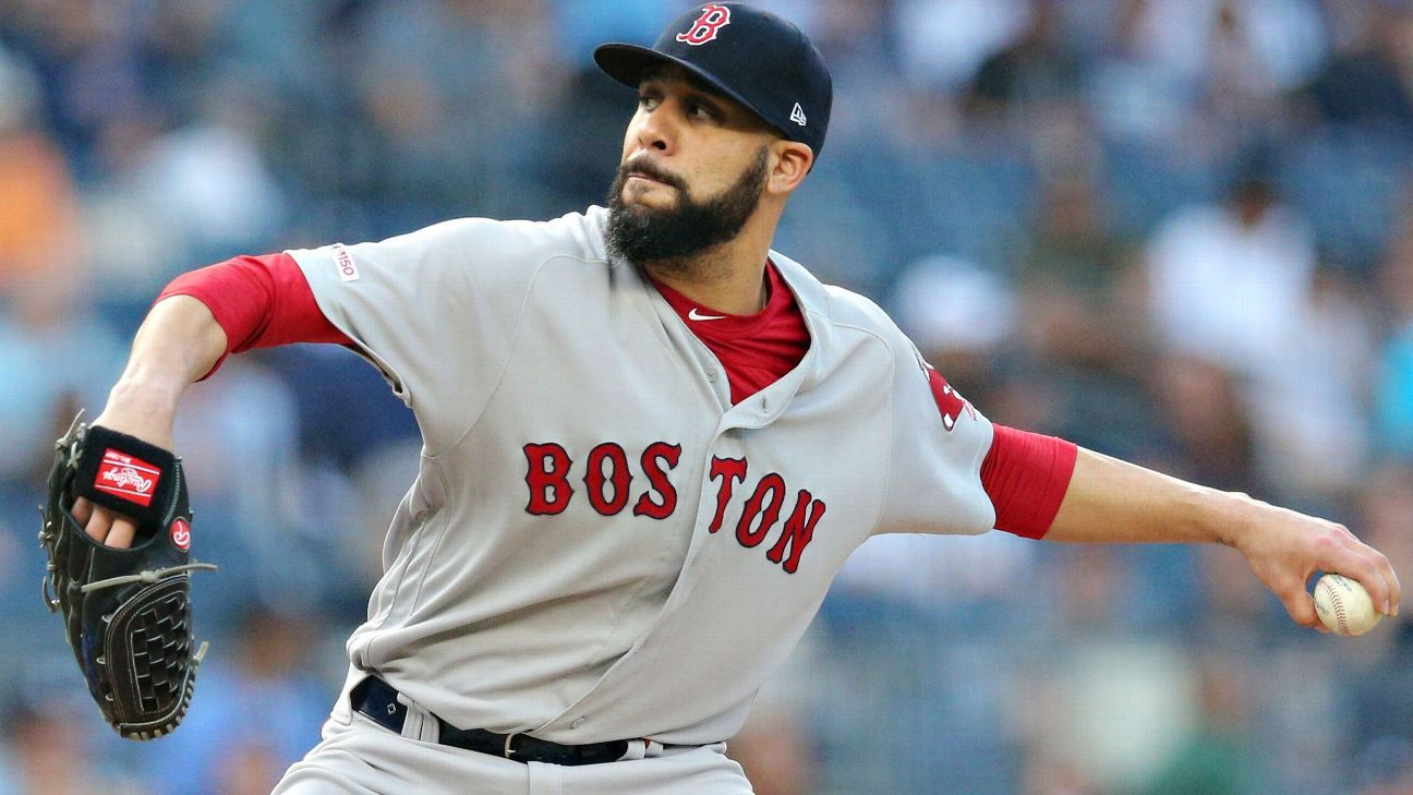 Price (wrist) won't return to Red Sox on Sunday