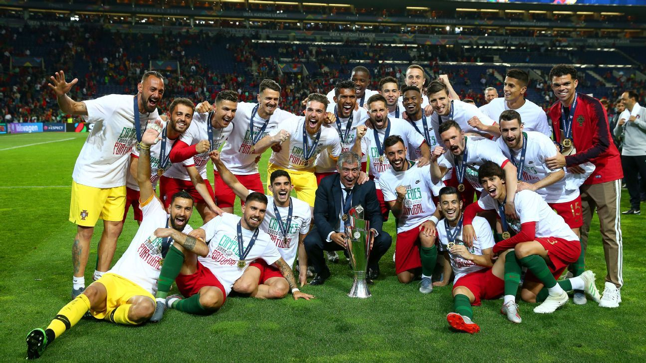 UEFA Nations League winners Portugal will target a trophy ...
