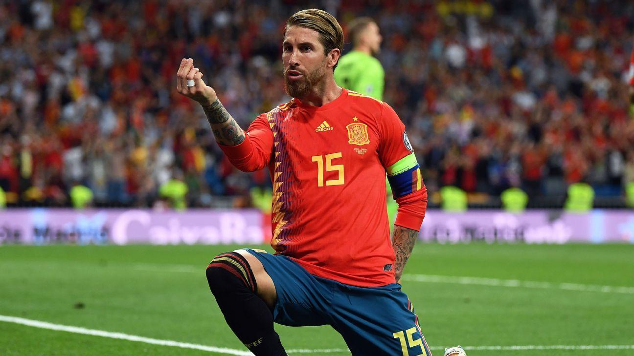 Sergio Ramos deserves Spain Olympic Games spot - Dani Ceballos