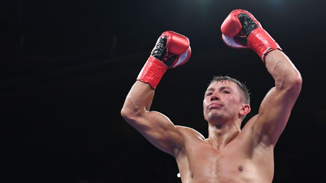 c775e31f Divisional rankings GGG, Oscar Valdez stay put after victories