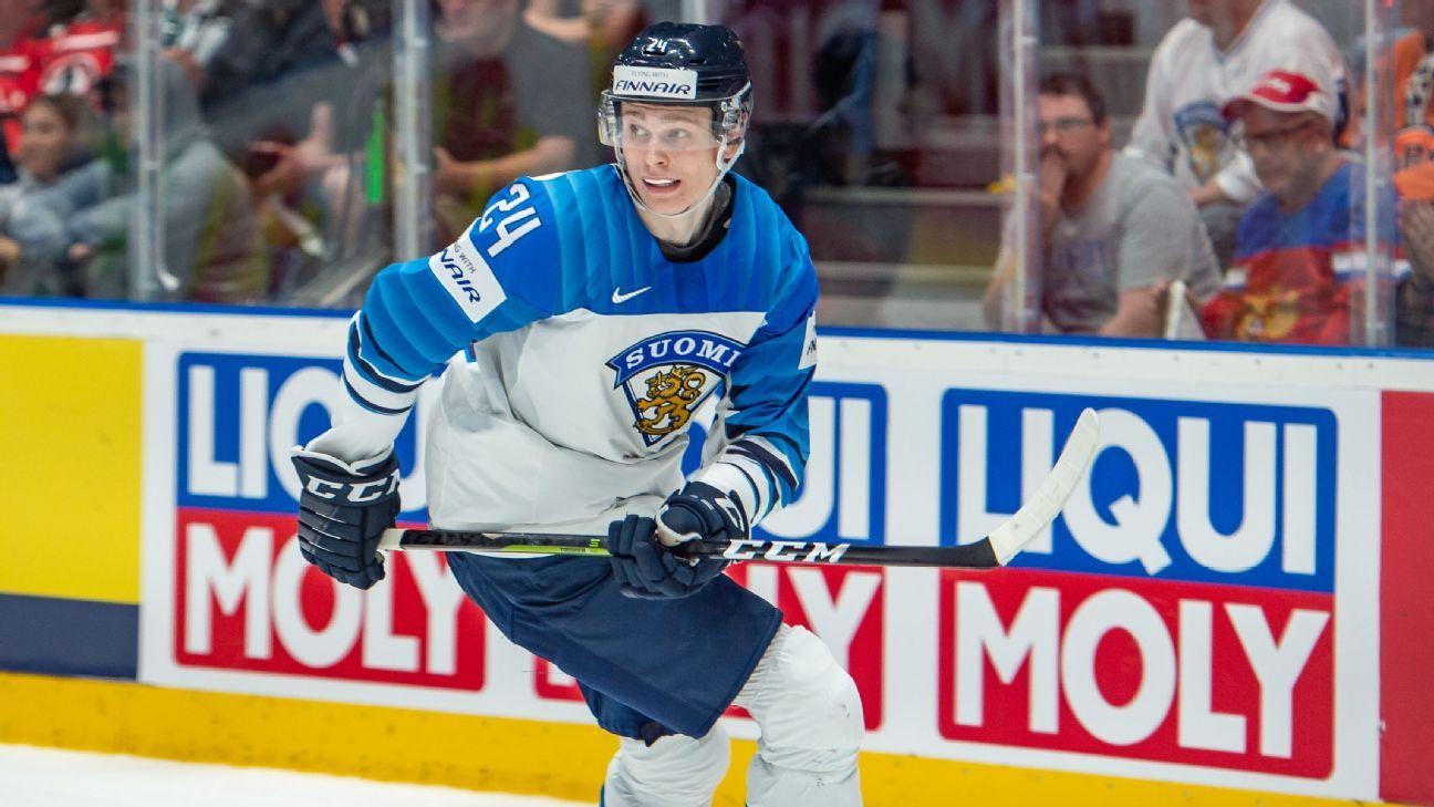 2019 NHL draft top 100 prospect rankings: Peters' final draft board
