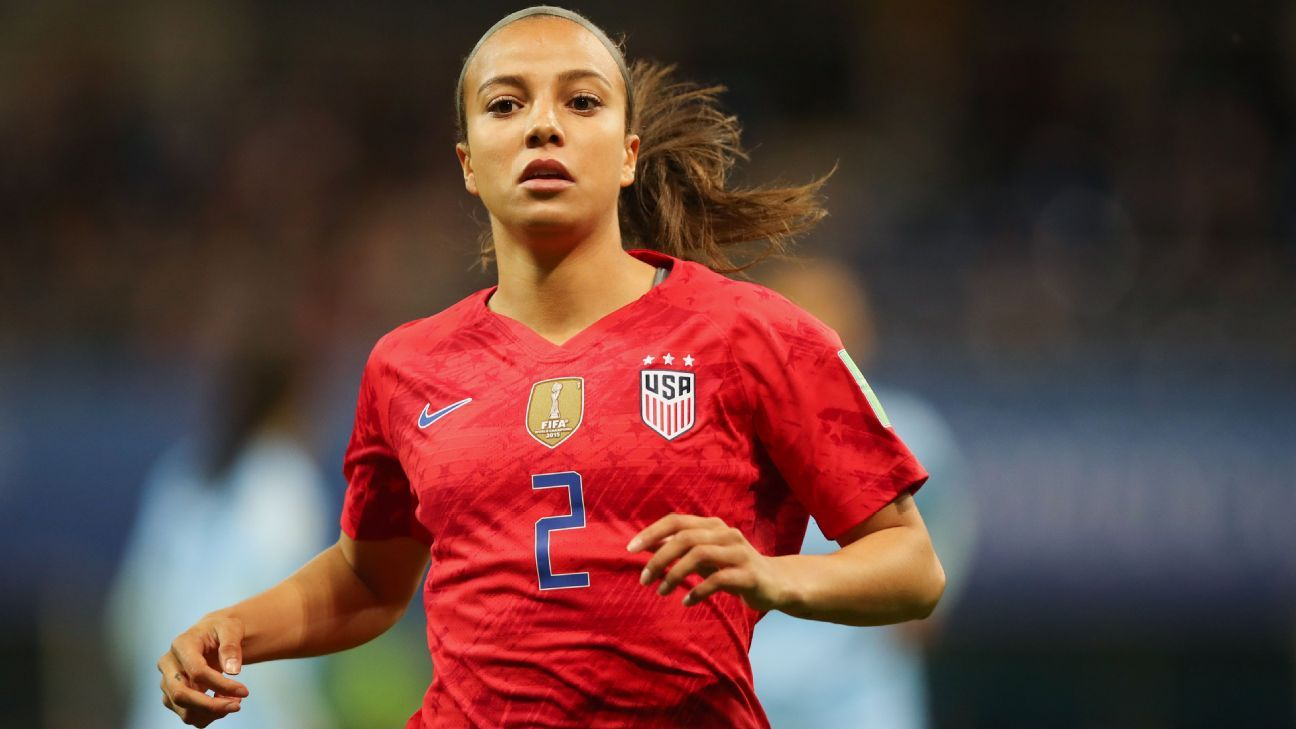 Pugh returns to U.S. roster for SheBelieves Cup