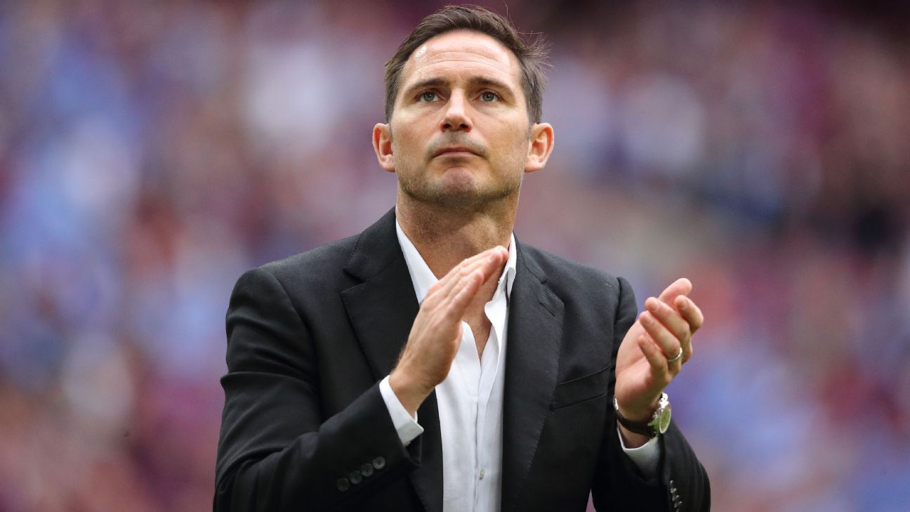 Sources: Chelsea to offer Lampard 3-year deal