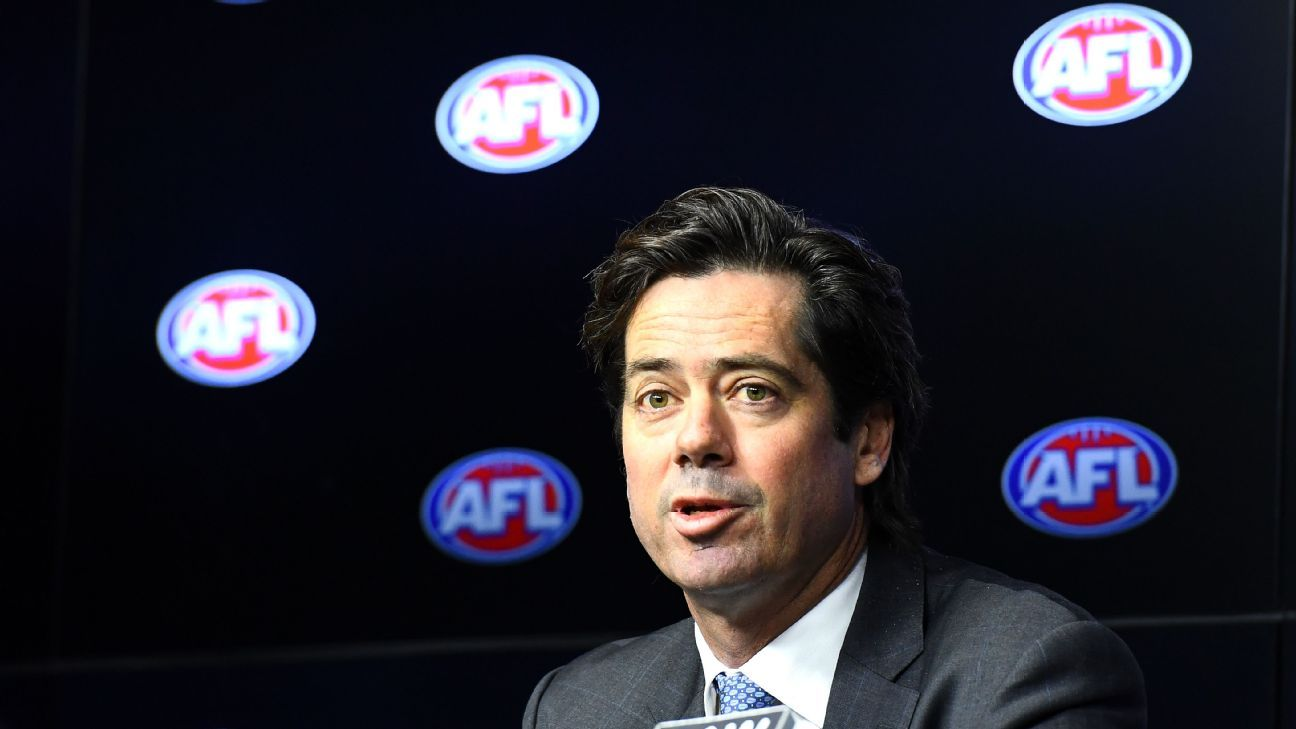 AFL boss devastated over security furore
